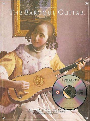 Baroque Guitar  N/A edition cover