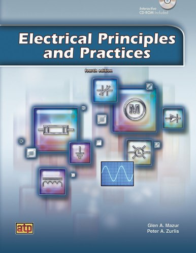ELECTRICAL PRINCIPLES+PRACTICES-W/CD    N/A edition cover