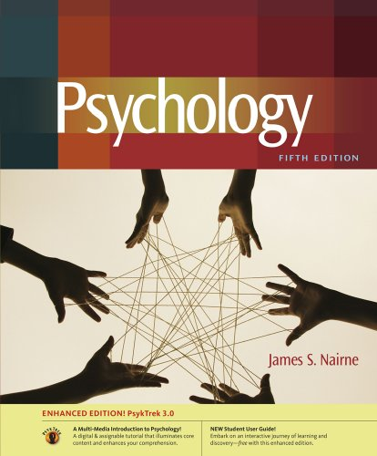 Psychology Psyktrek 3. 0, Enhanced Media Edition (with Student User Guide and Printed Access Card)  5th 2011 edition cover