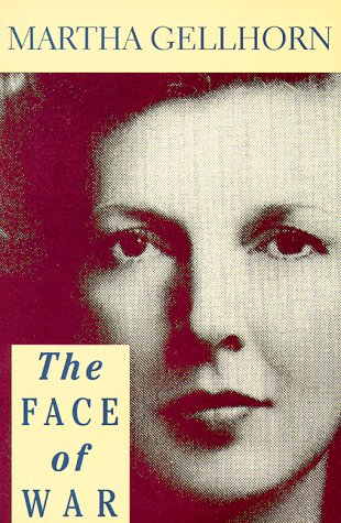 Face of War   1988 edition cover