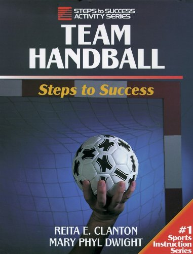 Team Handball   1996 edition cover