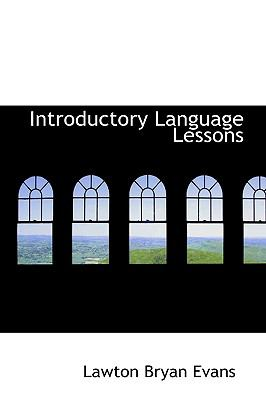 Introductory Language Lessons  2009 edition cover