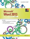 Microsoft� Word 2013, Complete   2014 edition cover