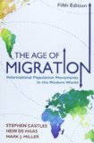 Age of Migration, Fifth Edition International Population Movements in the Modern World 5th edition cover