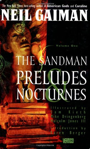 Preludes and Nocturnes   1995 (Revised) edition cover