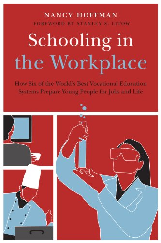 Schooling in the Workplace How the World's Best Vocational Education Programs Prepare Young People for Jobs and Life  2011 edition cover