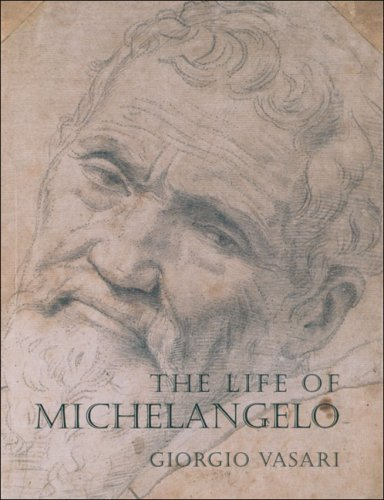 Life of Michelangelo  N/A edition cover
