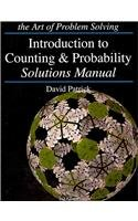 Introduction to Counting and Probability Solutions Manual 2nd 2007 edition cover