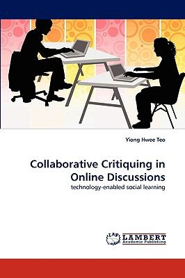 Collaborative Critiquing in Online Discussions N/A 9783838358116 Front Cover