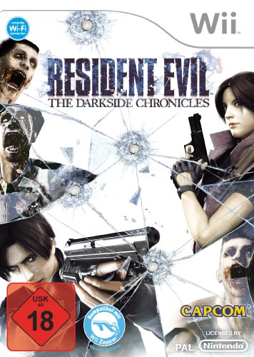 Resident Evil: Darkside Chronicles (uncut) Nintendo Wii artwork
