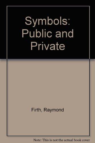 Symbols Public and Private   1973 edition cover