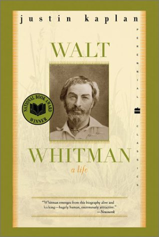 Walt Whitman A Life  2003 edition cover