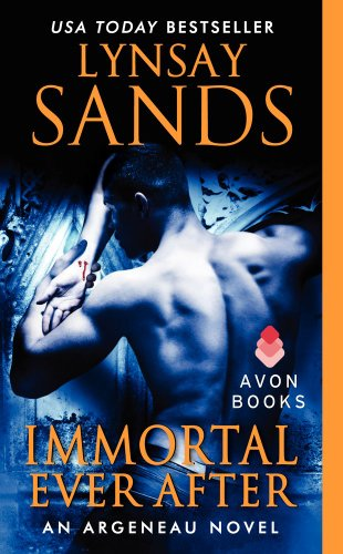 Immortal Ever After   2013 edition cover