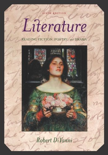 Literature with ARIEL  6th 2007 9780073252117 Front Cover