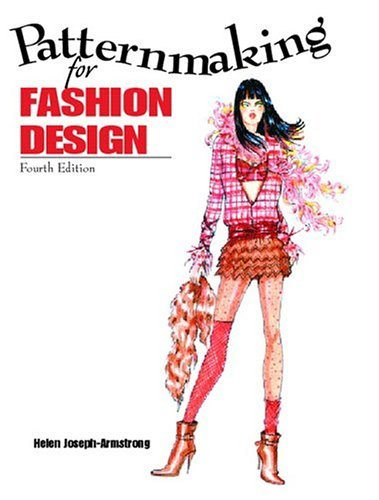 Patternmaking for Fashion Design  4th 2006 edition cover