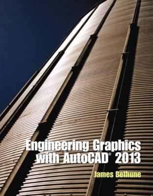 Engineerng Graphics with AutoCAD 2013   2013 (Revised) edition cover