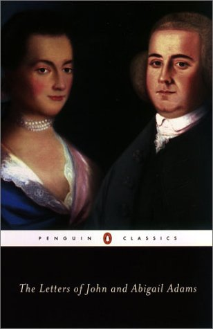 Letters of John and Abigail Adams   2003 edition cover