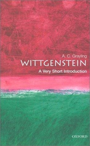 Wittgenstein   2001 edition cover