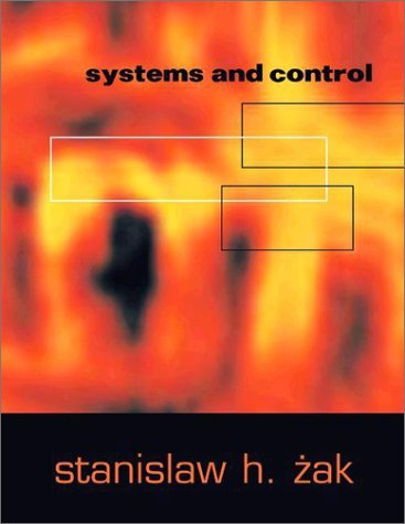 Systems and Control   2002 edition cover