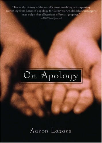 On Apology   2005 edition cover