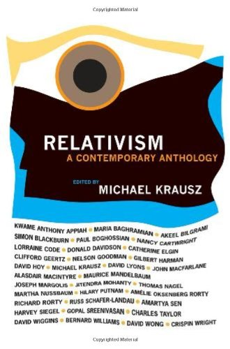 Relativism A Contemporary Anthology  2010 9780231144117 Front Cover