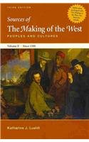 Making of the West Concise 3e V2 and Sources of the Making of the West 3e V2  3rd 2010 9780312621117 Front Cover