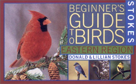 Stokes Beginner's Guide to Birds Eastern Region  1996 edition cover