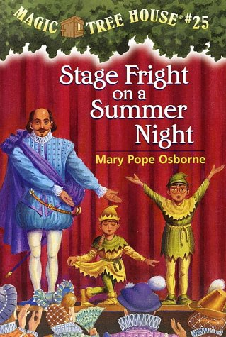 Stage Fright on a Summer Night   2002 edition cover