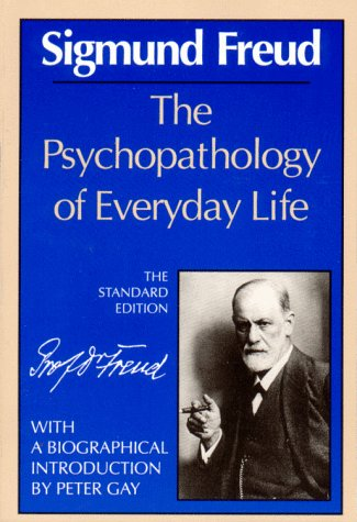 Psychopathology of Everyday Life  N/A edition cover