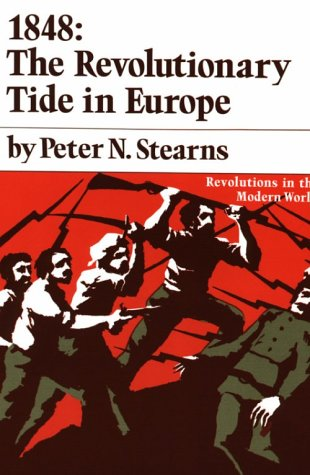 1848 The Revolutionary Tide in Europe 8th edition cover