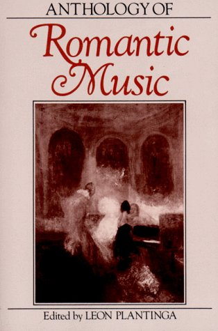 Anthology of Romantic Music  N/A edition cover