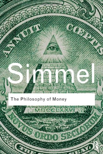 Philosophy of Money   2011 edition cover