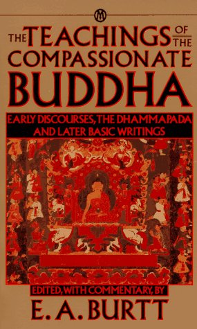 Teachings of the Compassionate Buddha  N/A edition cover