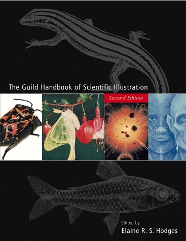 Guild Handbook of Scientific Illustration  2nd 2003 (Revised) 9780471360117 Front Cover