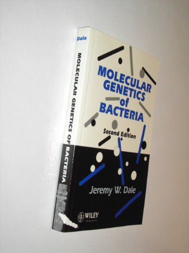 Molecular Genetics of Bacteria 2nd 1994 9780471951117 Front Cover