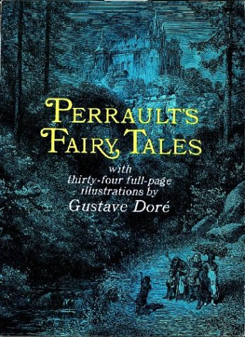 Perrault's Fairy Tales   1969 (Reprint) edition cover