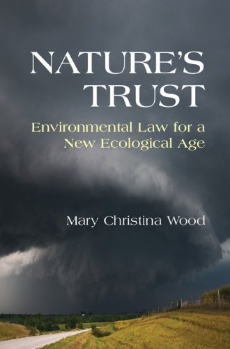 Nature's Trust Environmental Law for a New Ecological Age  2013 edition cover