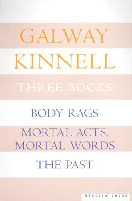 Three Books Body Rags; Mortal Acts, Mortal Words; The Past  1993 edition cover