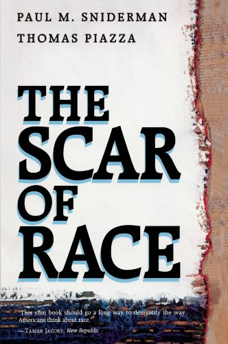 Scar of Race   1993 edition cover
