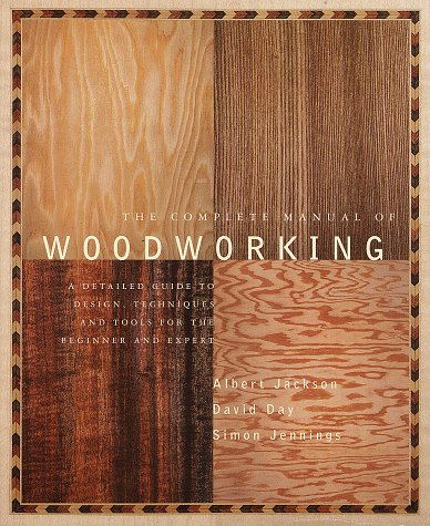 Complete Manual of Woodworking   1989 9780679766117 Front Cover
