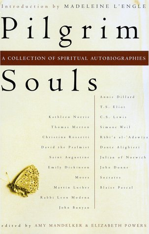 Pilgrim Souls A Collection of Spiritual Autobiography  1999 edition cover