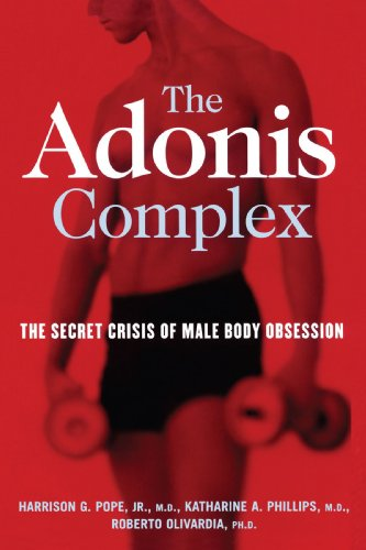 Adonis Complex How to Identify, Treat and Prevent Body Obsession in Men and Boys  2002 (Reprint) edition cover