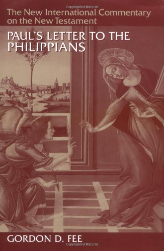 Paul's Letter to the Philippians   1995 (Revised) edition cover