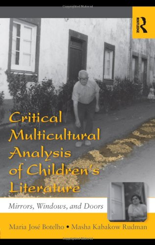 Critical Multicultural Analysis of Children's Literature Mirrors, Windows, and Doors  2009 edition cover