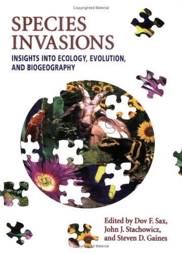 Species Invasions Insights into Ecology, Evolution, and Biogeography  2005 edition cover