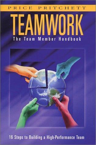 Team Member Handbook for Teamwork 1st edition cover