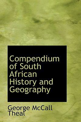 Compendium of South African History and Geography:   2009 edition cover
