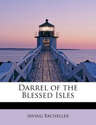 Darrel of the Blessed Isles N/A 9781115694117 Front Cover