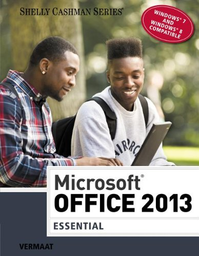 Microsoft� Office 2013 Essential  2014 edition cover