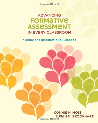 Advancing Formative Assessment in Every Classroom A Guide for Instructional Leaders  2009 edition cover